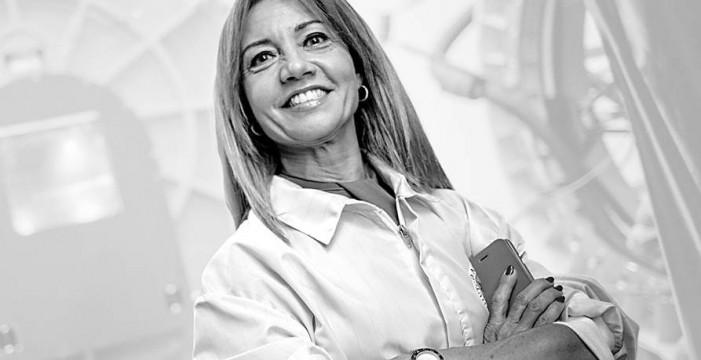 """Toñi Varela: """"La mujer tiene que creerse capaz de triunfar en ciencia"""""""