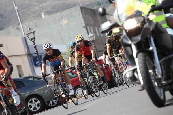La Vuelta a Tenerife se pone hoy en marcha en Tejina. | DA