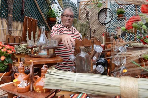 La Feria Regional de Artesanía de Pinolere se desarrolló entre los días 4 y 6 de septiembre. / SERGIO MÉNDEZ