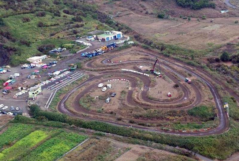 Circuito del Llano del Calvario, en la Villa de Mazo