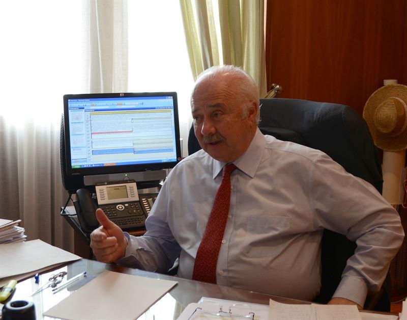 El Consejo de Gobierno de Canarias ha propuesto este viernes al expresidente del Cabildo de Tenerife, Ricardo Melchior, como nuevo presidente de la Autoridad Portuaria de Santa Cruz de Tenerife, relevando a Pedro Rodríguez Zaragoza. / EP