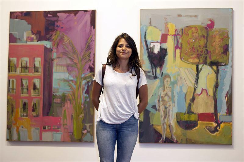 Paula Calera.  / EP