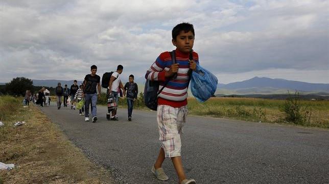 """Clavijo: """"Nos planteamos acoger el 4 % de los refugiados asignados a España"""""""