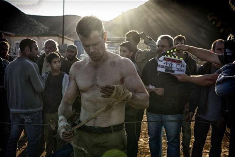 Jason Bourne, el personaje interpretado por Matt Daemon