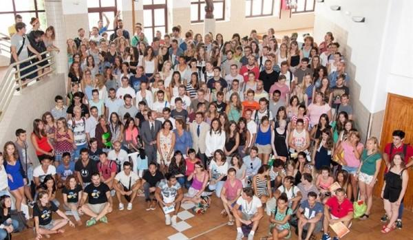 La ULL recibe a 305 Erasmus este año. / EP