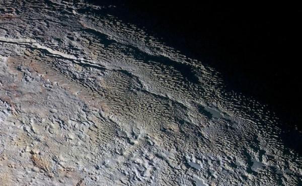 Nueva imagen de Plutón. / Foto: NASA