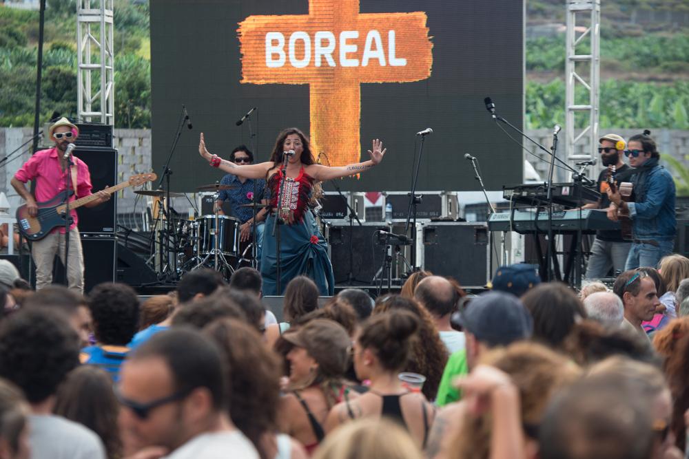 El Festival Boreal fue todo un éxito de público y organización. | CEDIDA