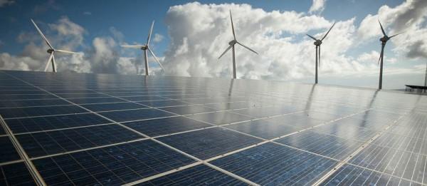 Planta fotovoltaica del ITER. | ANDRÉS GUTIÉRREZ