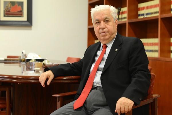 El empresario se mostró a favor de la posible candidatura de Paulino Rivero   SERGIO MÉNDEZ