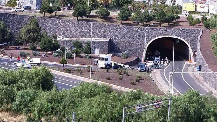 Imagen de los cortes de tráfico y nuevas señales debido al rodaje de Bourne. | <a href=