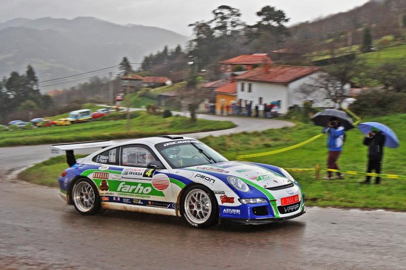 Óscar Palacio correrá su última prueba con el Porsche 991 997 de 2008 que ya es propiedad del equipo tinerfeño Pegrutrans Motor Sport. |DA