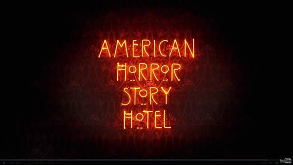 Ya falta menos para American Horror Story Hotel