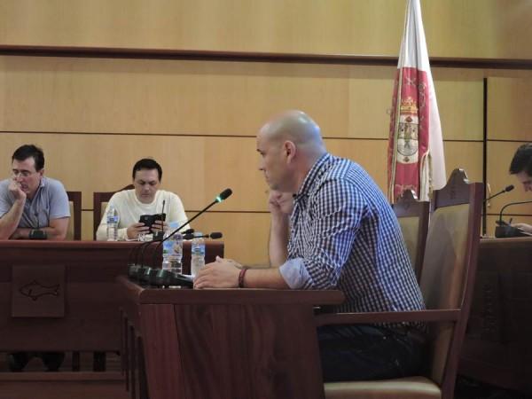 Airam Pérez Chinea, concejal de Hacienda de Candelaria. | NORCHI