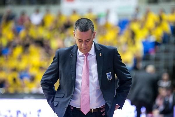 Martínez reconoció errores en la defensa de su equipo, pero confía en la mejora de este. | ACB