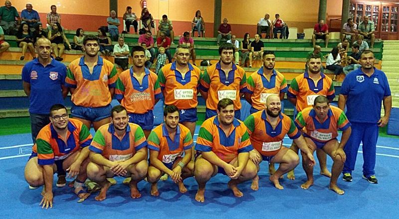 Club de Lucha Aridane Lucha Canaria
