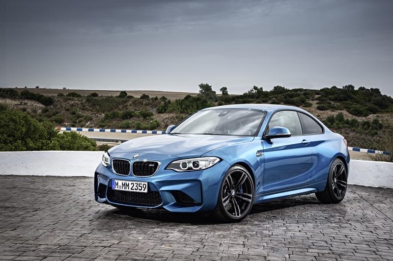 BMW M2 Coupé (3)