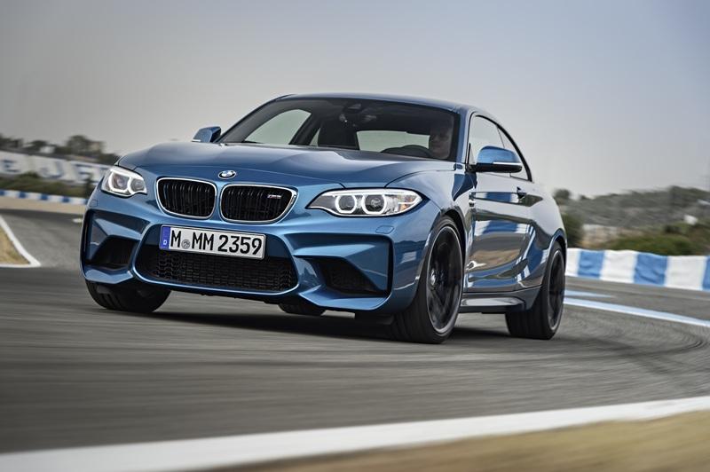 BMW M2 Coupé (6)