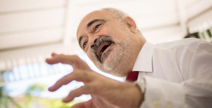 """César Molinas: """"La indemnización por despido debe ser finalista y destinada a la formación"""""""