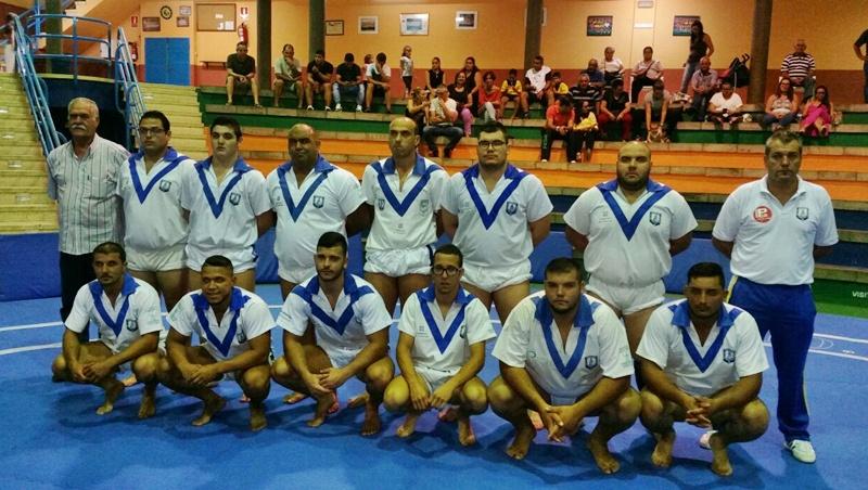 Club de Lucha Candelaria de Mirca Lucha Canaria