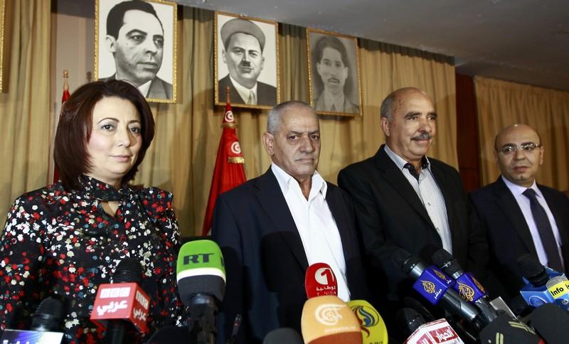 Está formado por cuatro organizaciones de la sociedad civil: la central sindical UGTT, la patronal UTICA, el sindicato de abogados y la Liga Tunecina para los Derechos Humanos. / REUTERS