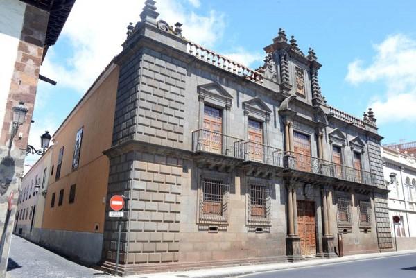 El Palacio de Nava se ubica en el centro histórico de La Laguna. | SERGIO MÉNDEZ