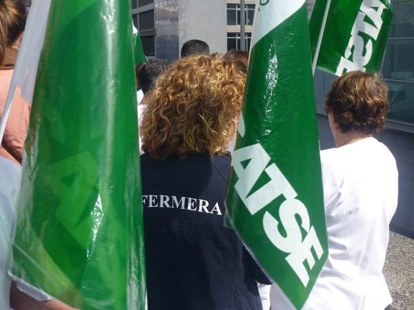 El sindicato mayoritario, Satse, se muestra crítico con la decisión. | DA