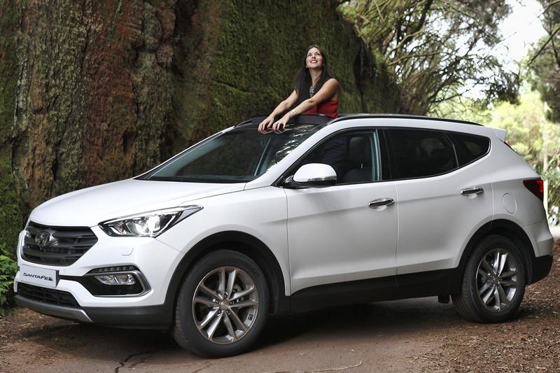 Eloísa González Nuevo Hyundai Santa Fe