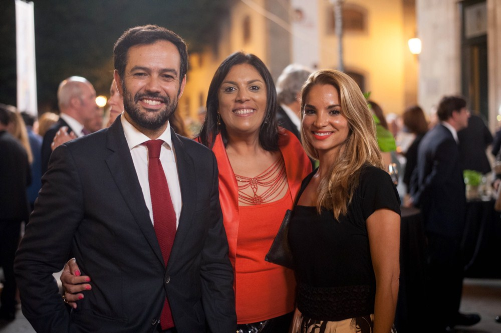 Premios Taburiente. / F.P.
