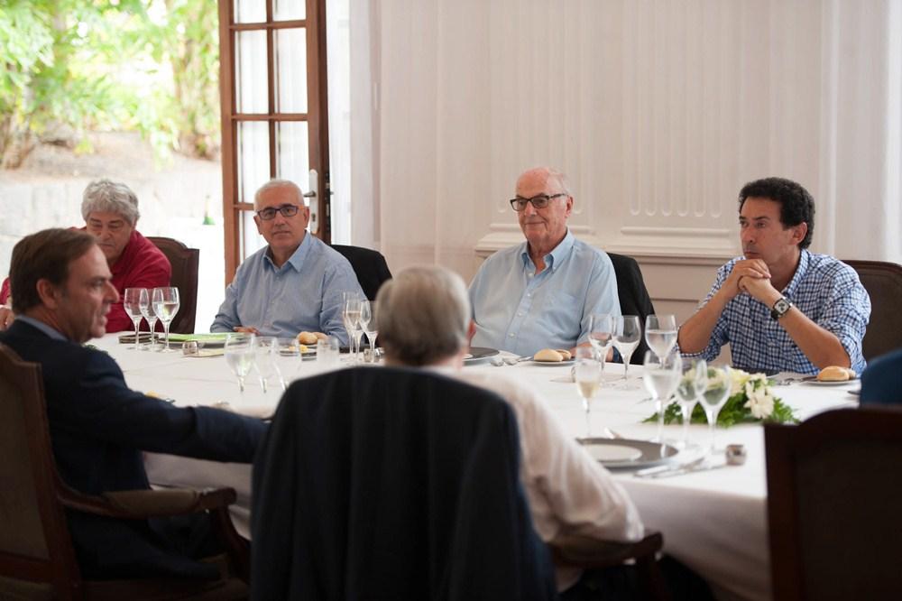Santa Cruz de Tenerife. 30.09.15.- CelebraciÃ3n de la gala por el 125 aniversario del Diario de Avisos.