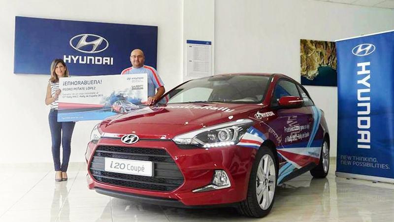 Hyundai Canarias Hyundai i20 nosvamosderally
