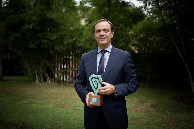 José Ramón Navarro, presidente de la Audiencia Nacional. / A.G.