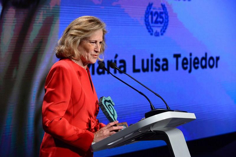 Marisa Tejedor, científica y exrectora de la ULL. / S.M.