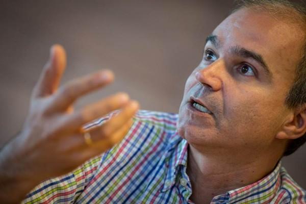 José Alberto Díaz-Estébanez.   ANDRÉS GUTIÉRREZ