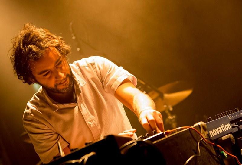 El músico egipcio Maurice Louca. / Christer Nexmark