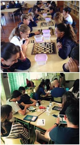 El ajedrez y tener un iPad por alumno, dos novedades desde 2011. | DA