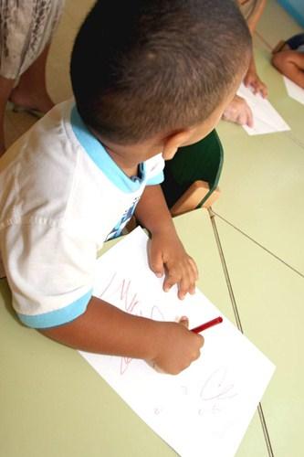 Estas escuelas infantiles acogen menores de 0 a 3 años. / DA