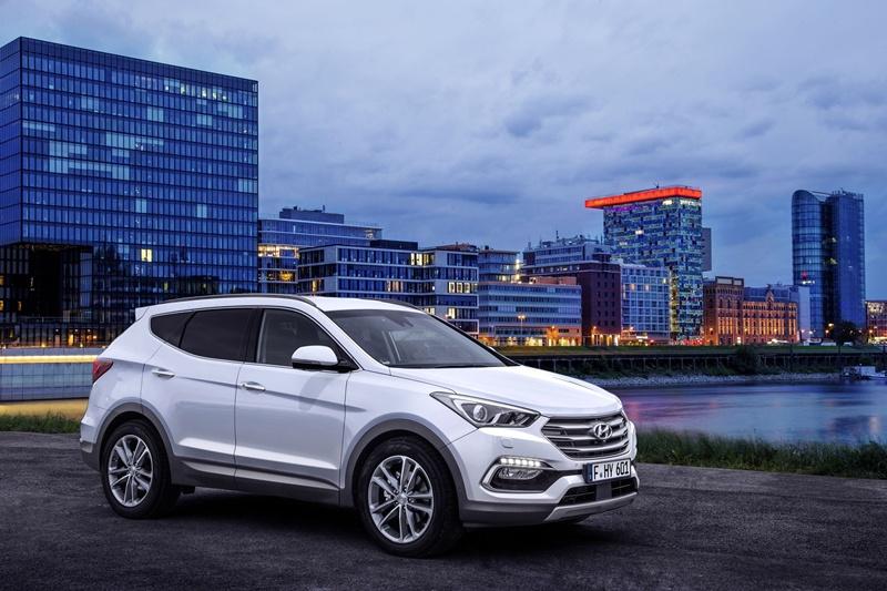 Nuevo Hyundai Santa Fe