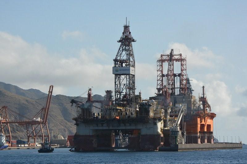 Imagen de la nueva plataforma atracada en el puerto capitalino. / DA