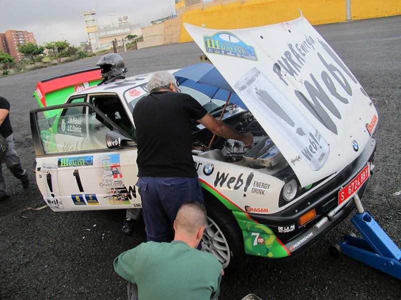 José Mari Ponce (BMW M3)
