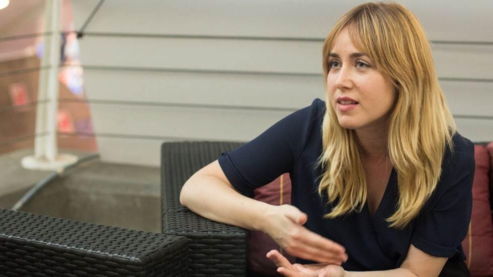 Raquel Córcoles, la 'verdadera' Moderna de pueblo. | DA