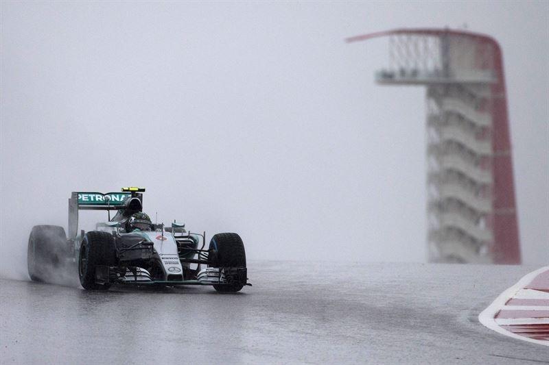 Rosberg Austin