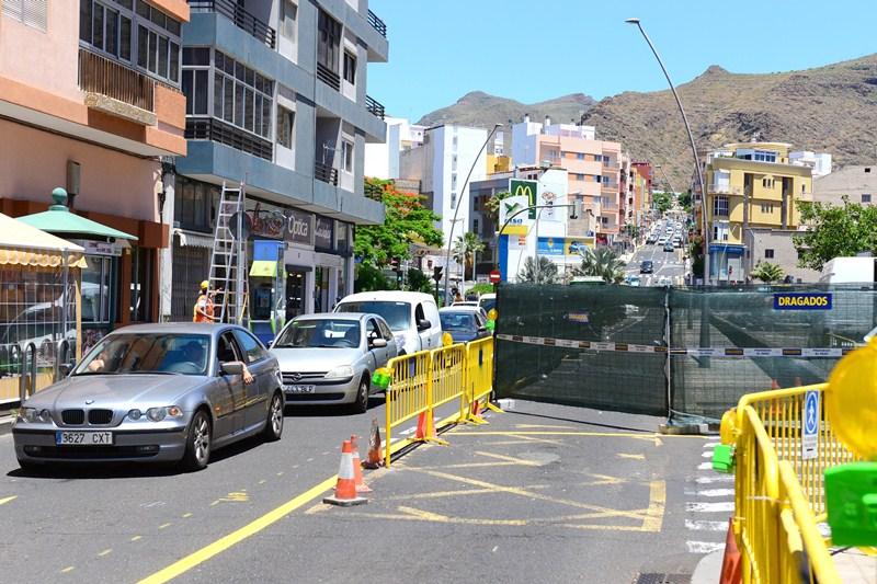 El lugar elegido para el piso de mínima exigencia se localiza en la avenida Venezuela. / SERGIO MÉNDEZ