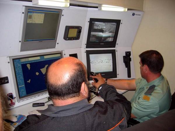 El sistema emplea una serie de tecnologías que aportan información en tiempo real a un centro de control.   DA