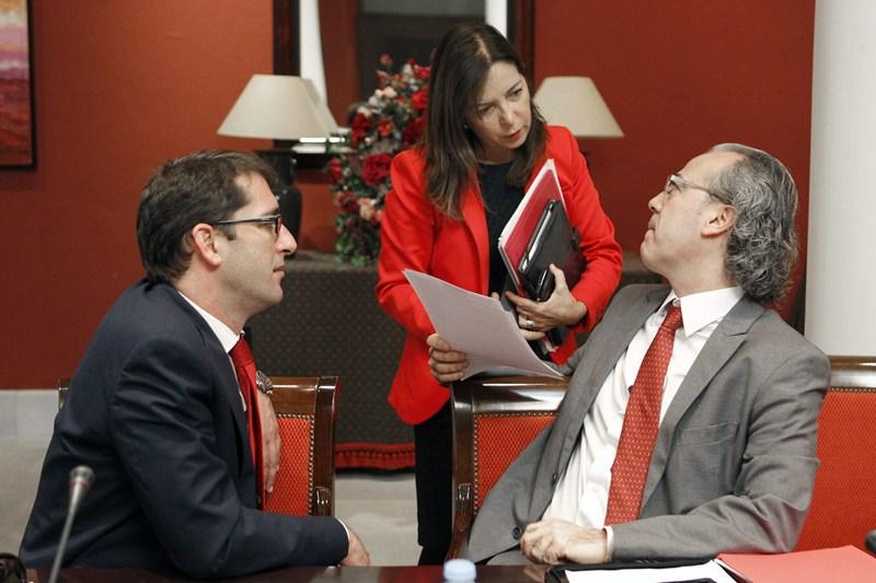 El ahora consejero Jesús Morera apoyó como diputado la iniciativa legislativa popular sobre sanidad. / S. M.