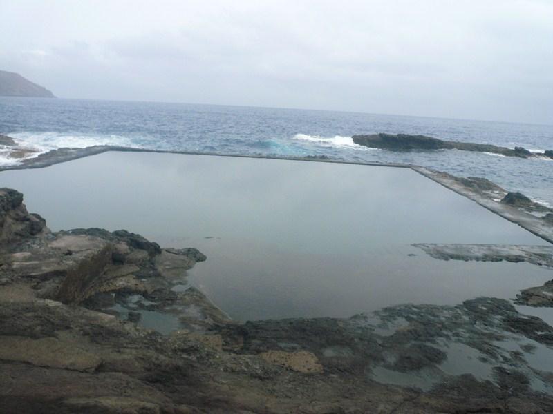 Varios de los incidentes registrados este verano en el Archipiélago se produjeron en piscinas naturales. / DA