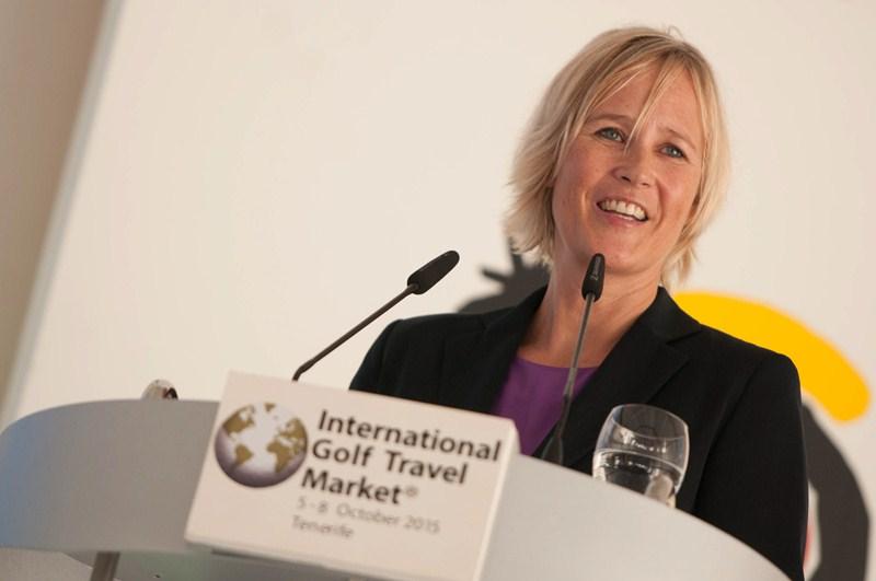 Antje Groch, representante de los operadores alemanes. / F.P.