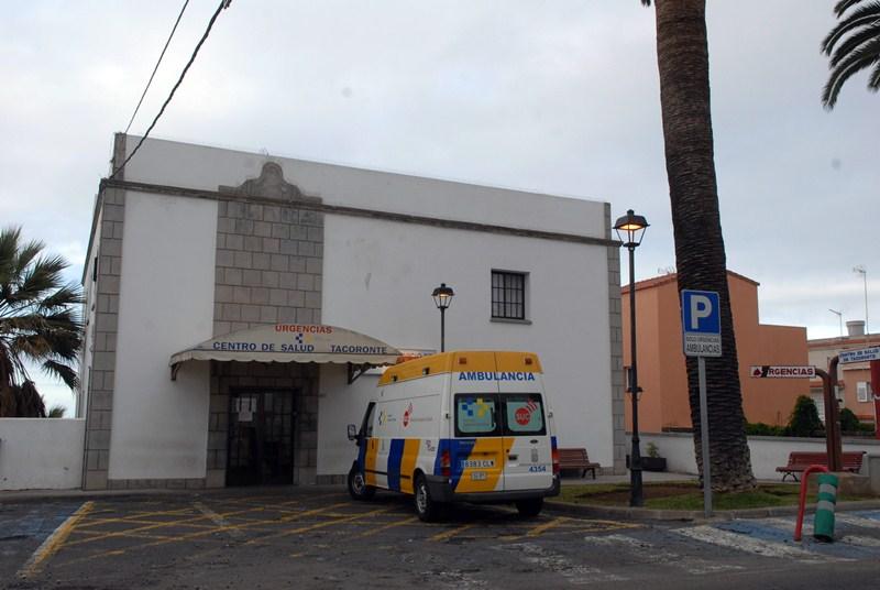 El centro de salud de Tacoronte tiene más de 20 años de antigüedad. / DA