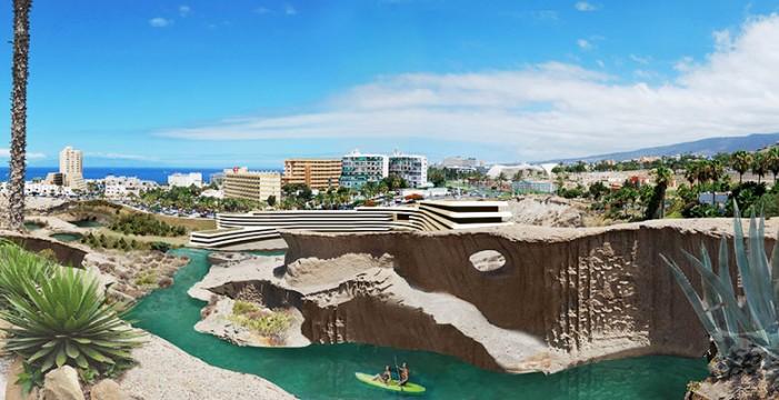 Arona contará con el primer hotel temático de Tenerife