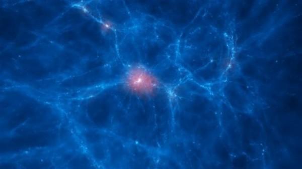 Imagen de la galaxia descubierta por el IAC. | CEDIDA