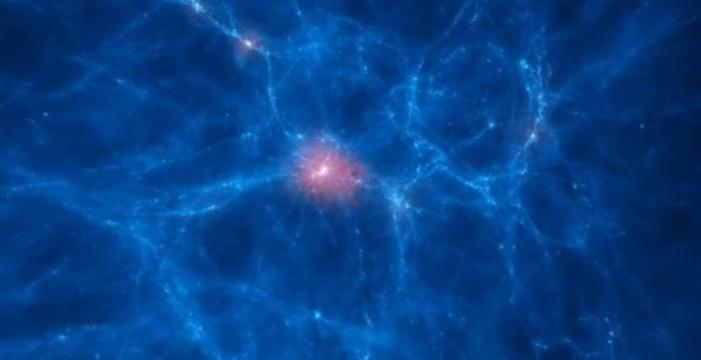 Astrónomos del IAC observan por primera vez a una galaxia alimentándose de gas del Universo